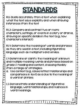 Reading Test Prep 2 (Grades 4-6)