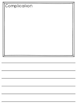 Narrative Planning & Booklet Template