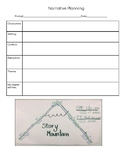 Narrative Planning Sheet