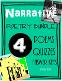 Narrative Poetry Bundle- #2
