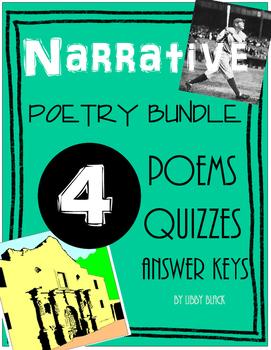 Narrative Poetry Bundle- #2