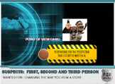 POINT OF VIEW ADVENTURE MYSTERY - Interactive Powerpoint Animated Adventure