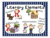Narrative Poster (Literary Elements)