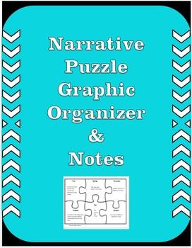 Narrative Puzzle Piece Organizer