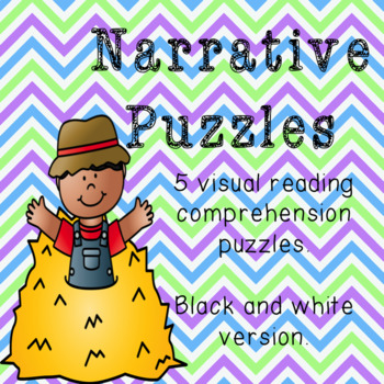 Narrative Puzzles BW