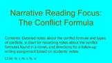 Narrative Reading Focus: The Conflict Formula