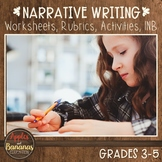 Narrative Writing - Writer's Workshop