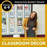 Narrative Reading and Writing Interactive Bulletin Board