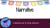 Narrative Reading and Writing Teacher and Student Resource