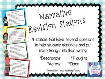 Narrative Revision Stations
