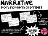 Narrative Story Mountain Organizers