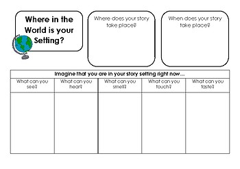 Narrative Setting Planner