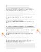 Narrative/Speculative Evaluation Critique Form