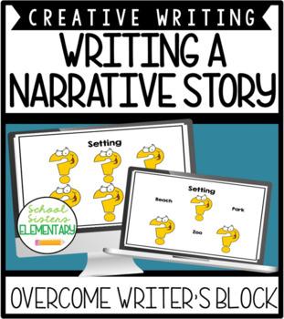 Narrative Story - Let's Plan Together!
