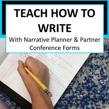 Narrative Story Planner & Partner Conference Forms