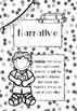 Narrative - Story Writing and Worksheets