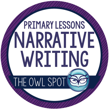 Narrative Story Writing Unit for Primary Grades