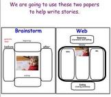 Writing Stories primary