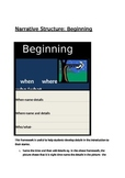Narrative Structure -Beginning