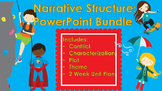 Narrative Structure PowerPoints and Unit Plan