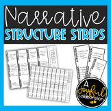 Narrative Writing Structure Strips