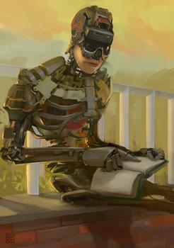 Narrative Task Card (Science Fiction)