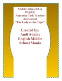 "Narrative Task ""The Lady or the Tiger"" PARCC Smarter Balanced"