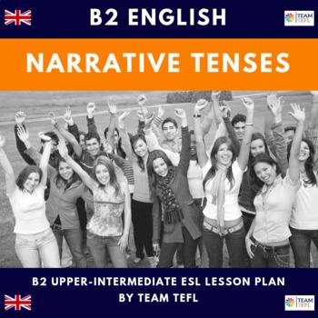 Narrative Tenses B2 Upper-Intermediate Lesson Plan For ESL