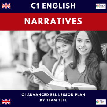 Narrative Tenses for Experiences C1 Advanced Lesson Plan For ESL