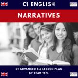 Narrative Tenses for Experiences C1 Advanced ESL Lesson Plan