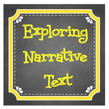 Narrative Text Structures on POWERPOINT