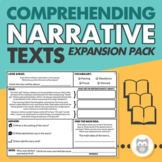 Narrative Texts Comprehension Expansion Pack - Language Strategies & Inferencing