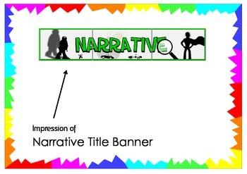Narrative Title Banner