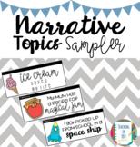 Narrative Topic Sampler *FREEBIE*