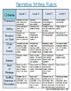 Narrative Writing - Graphic Organizers, Writing Prompts an