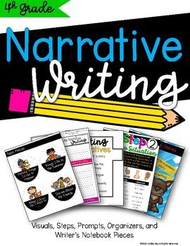 Narrative Writing {4th Grade}