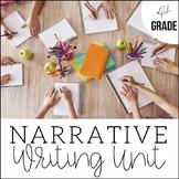 Narrative Writing | 4th Grade Lesson Plans | Unit 2