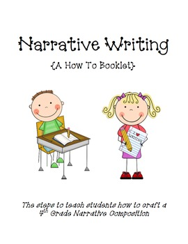 Narrative Writing - A How to Booklet