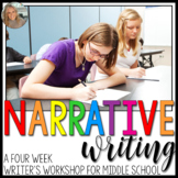 Narrative Writing: A Writer's Workshop for Common Core