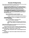 Narrative Writing Activity Overview (1)