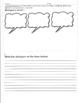 Narrative Writing Assessment/Guided Lesson