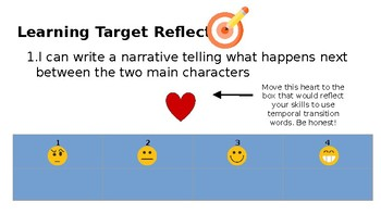 Narrative Writing Assessment Prep