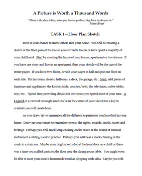 Middle School Narrative Writing (Word Choice)