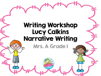 Narrative Writing Bend 1 and 2