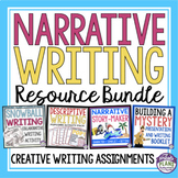 NARRATIVE CREATIVE WRITING ACTIVITIES & ASSIGNMENTS