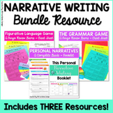 Narrative Writing Bundle - Includes Games