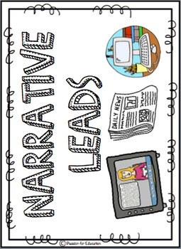 Narrative Writing Bundle!! (Posters, Graphic Organizers, Checklists & More)