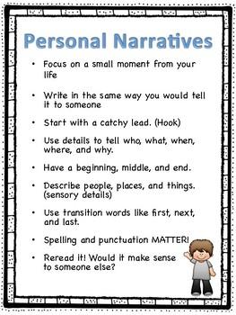 Narrative Writing Bundle - Snowstorm