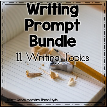 Narrative Writing Bundle with Sequencing Pictures, Graphic Organizers, and More.
