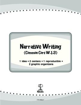 Narrative Writing (Common Core W.1.3)